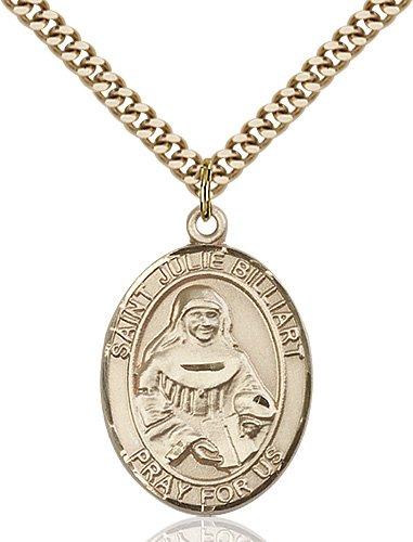 St. Julie Billiart Medal - 82235 Saint Medal