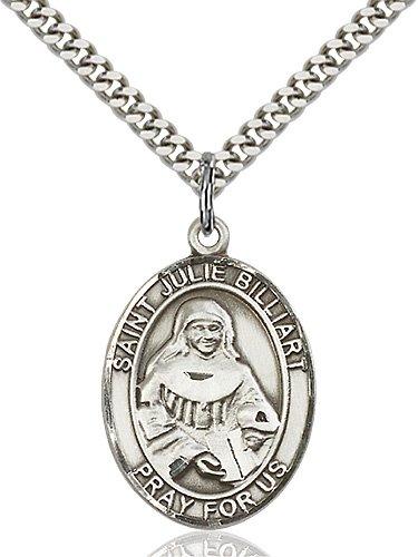 St. Julie Billiart Medal - 82237 Saint Medal
