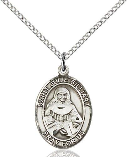 St. Julie Billiart Medal - 83603 Saint Medal