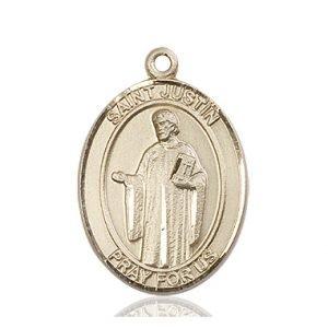 St. Justin Medal - 82057 Saint Medal