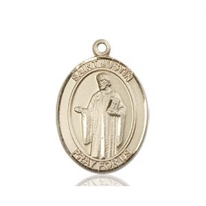 St. Justin Medal - 83423 Saint Medal
