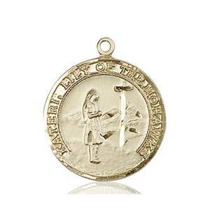 St. Kateri Medal - 81878 Saint Medal