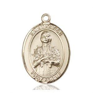 St. Kateri Medal - 82084 Saint Medal