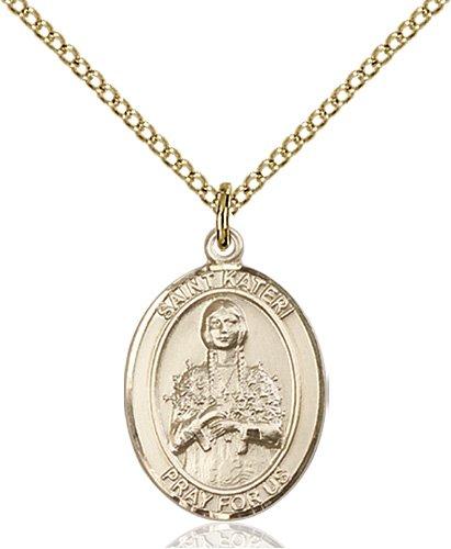 St. Kateri Medal - 83449 Saint Medal