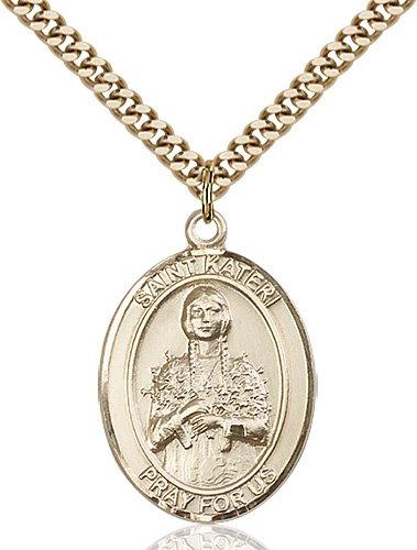 St. Kateri Medal - 82083 Saint Medal