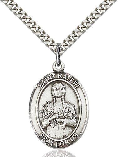 St. Kateri Medal - 82085 Saint Medal