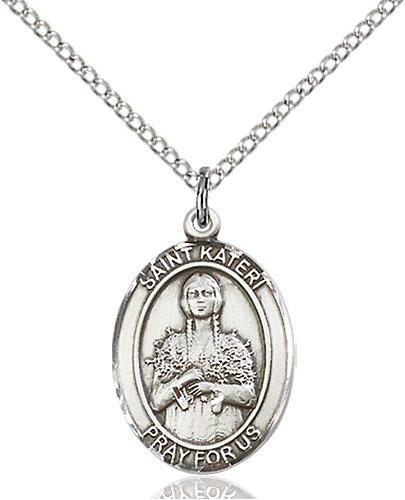 St. Kateri Medal - 83451 Saint Medal