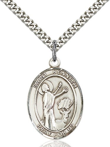 St. Kenneth Medal - 82768 Saint Medal