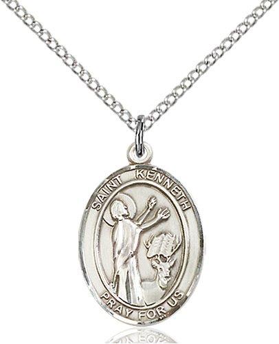 St. Kenneth Medal - 84140 Saint Medal