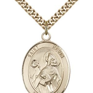 St. Kevin Medal - 82086 Saint Medal