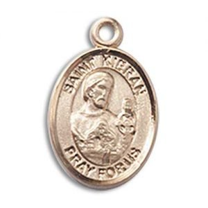 St. Kieran Charm - 14 Karat Gold Filled (#85412)