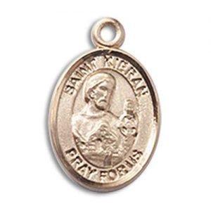 St. Kieran Charm - 14 Karat Gold Filled (#85412)