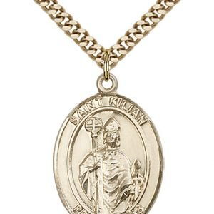 St. Kilian Medal - 82101 Saint Medal