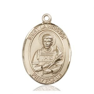 St. Lawrence Medal - 82090 Saint Medal