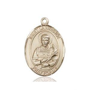 St. Lawrence Medal - 83456 Saint Medal