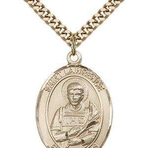 St. Lawrence Medal - 82089 Saint Medal