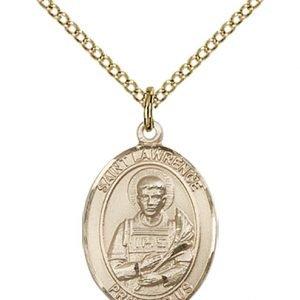 St. Lawrence Medal - 83455 Saint Medal