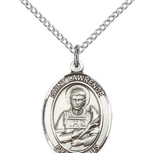 St. Lawrence Medal - 83457 Saint Medal