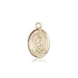 St. Lazarus Charm - 84656 Saint Medal