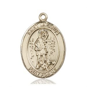 St. Lazarus Medal - 82099 Saint Medal