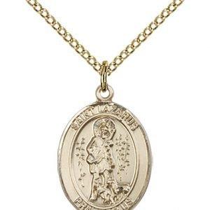 St. Lazarus Medal - 83464 Saint Medal