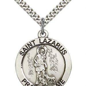 St. Lazarus Medal - 81763 Saint Medal