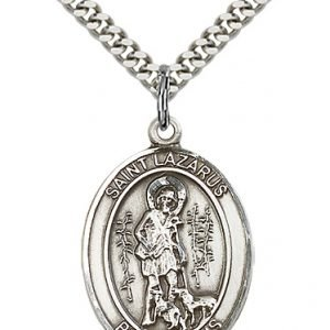 St. Lazarus Medal - 82100 Saint Medal