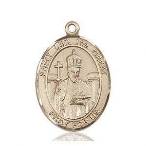 St. Leo the Great Medal - 82239 Saint Medal