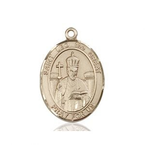 St. Leo the Great Medal - 83605 Saint Medal