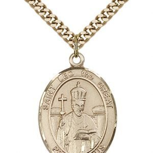 St. Leo the Great Medal - 82238 Saint Medal