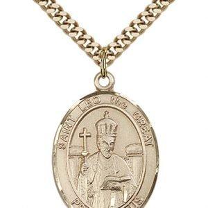 St. Leo the Great Medal - 82238 Saint Medal