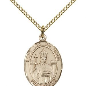 St. Leo the Great Medal - 83604 Saint Medal