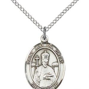 St. Leo the Great Medal - 83606 Saint Medal
