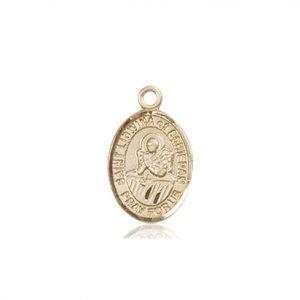 St. Lidwina of Schiedam Charm - 85230 Saint Medal