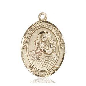 St. Lidwina of Schiedam Medal - 82671 Saint Medal