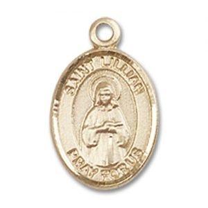 St. Lillian Charm - 14 Karat Gold Filled (#85072)
