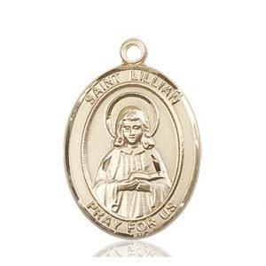 St. Lillian Medal - 82512 Saint Medal