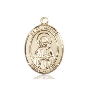 St. Lillian Medal - 83884 Saint Medal