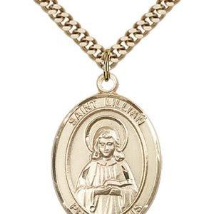 St. Lillian Medal - 82511 Saint Medal
