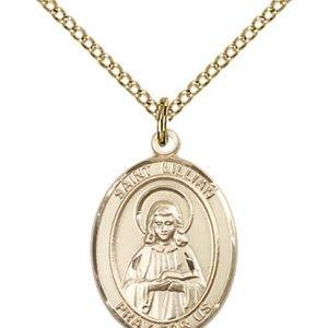 St. Lillian Medal - 83883 Saint Medal