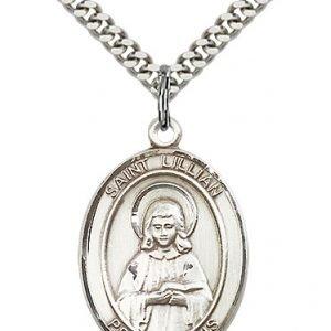 St. Lillian Medal - 82513 Saint Medal