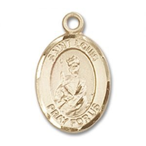 St. Louis Charm - 14 Karat Gold Filled (#84700)