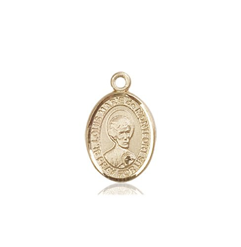 St. Louis Marie De Montfort Charm - 85320 Saint Medal