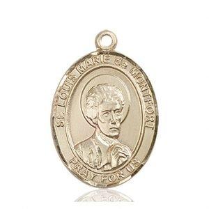 St. Louis Marie De Montfort Medal - 82761 Saint Medal