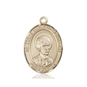 St. Louis Marie De Montfort Medal - 84133 Saint Medal