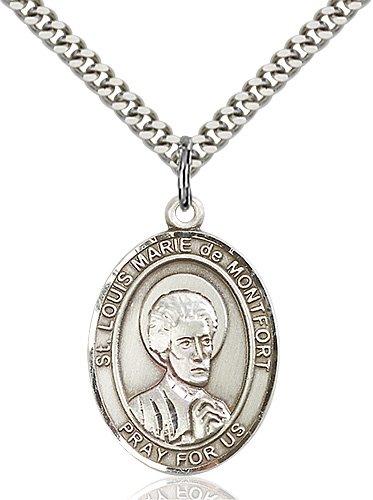 St. Louis Marie De Montfort Medal - 82762 Saint Medal