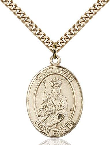 St. Louis Medal - 82142 Saint Medal