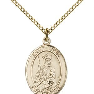 St. Louis Medal - 83508 Saint Medal