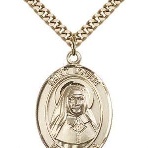 St. Louise De Marillac Medal - 82092 Saint Medal