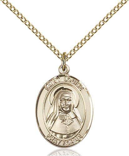 St. Louise De Marillac Medal - 83458 Saint Medal